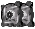 Corsair SP120 LED White Twin Pack / 2x 120 mm / Hydraulic Bearing / 26 dB @ 1650 RPM / 97.3 m3h / 3-pin (CO-9050030-WW)