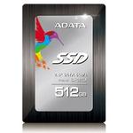 ADATA Premier Pro SP610 512GB SSD / 2,5 / SATA III 6Gb/s / 560/450 MB/s / 7mm (ASP610SS3-512GM-C)