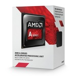AMD A8-7600 @ 3.1GHz / Turbo 3.8GHz / 4C4T / 256kB L1, 4MB L2 / Radeon R7 / FM2+ / Steamroller-Kaveri / 65W (AD7600YBJABOX)