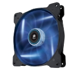 Corsair AF140 LED Blue Quiet Edition / 140 mm / Hydraulic Bearing / 25.5 dB @ 1200 RPM / 112.8 m3h / 3-pin (CO-9050017-BLED)