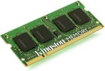 Kingston 2GB DDR3L 1600MHz / CL11 / 1.35V / SO-DIMM (KVR16LS11S6/2)