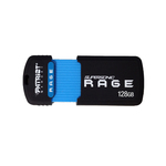 Patriot SuperSonic Rage 128GB / Flash Disk / USB 3.0 / černá (PEF128GSRUSB)