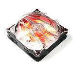 THERMALTAKE A2449 Cyclo Flash Fan - Red / ventilátor 120x120x41 / 1500RPM / 17dBA (A2449)