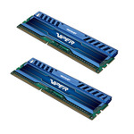 Patriot DDR3 16GB KIT / 1600Mhz / Viper3 / Sapp Blue / CL9 (PV316G160C9KBL)