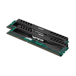 Patriot DDR3 16GB KIT / 1600Mhz / Viper3 / CL10 / Black mamba (PV316G160C0K)