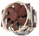 Noctua NH-D15 / 2x 140 mm / SSO2 Bearing / 24.6 dB @ 1500 RPM / 140.2 m3h / Intel + AMD (4716123315360)