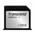 Transcend JetDrive Lite 130 / 128GB / rozšiřující paměťový modul / pro Apple MacBook Air 13' (TS128GJDL130)