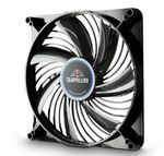 ENERMAX UCTA18A-BL / T.B.Apollish fan / ventilátor / 180mm / 600, 900, 1200rpm / modrá LED (UCTA18A-BL)