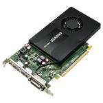HP nVidia Graphics PLUS Quadro K2200 / nVidia Quadro K2200 / 4GB GDDR5 / PCI-E (J3G88AA)
