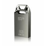SILICON POWER JEWEL J50 / 8GB / USB 3.0 / Stříbrný (SP008GBUF3J50V1T)