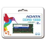 ADATA 2GB DDR3 1333MHz / CL9 (AD3S1333C2G9-R)