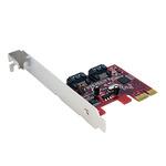 DELL 2-Portový PCI-Express SATA řadič pro rozšíření serveru T20 na 4x 3.5 + 2x 2.5 disky (A7008770)