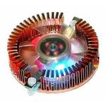Gembird ventilátor pro grafiku VGA / měděný / svitíci (VC-RE)