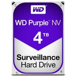WD Purple NV 4TB / HDD / 3.5 SATA III / IntelliPower / 64MB cache / 3y (WD4NPURX)