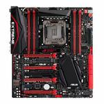 ASUS ROG RAMPAGE V EXTREME USB 3.1 / X99 / LGA 2011-3 / 8x DDR4 / 5x PCIEx16 / PCIEx1 / M.2 / Wi-Fi + BT (90MB0JG1-M0EAY0)