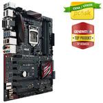 ASUS Z170 PRO GAMING / Z170 / LGA 1151 / 4x DDR4 / 3x PCIEx16 / 3x PCIEx1 / M.2 (90MB0MD0-M0EAY0)