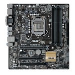 ASUS B150M-C / B150 / LGA 1151 / 4x DDR4 / 2x PCIEx16 / PCIEx1 / PCI (90MB0P00-M0EAY0)