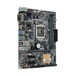 ASUS H110M-PLUS D3 / H110 / LGA 1151 / 2x DDR3 / PCIEx16 / 2x PCIEx1 (90MB0NN0-M0EAY0)
