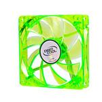 DEEPCOOL XFAN 120U G/B CASE FAN / chlazení pro CASE / 120x120x25mm / zelený (XFAN 120U G/B)