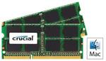 CRUCIAL 4GB / 2x2GB / DDR3 SO-DIMM / 1066MHz / PC3-8500 / CL7 / 1.50V / pro Apple/Mac (CT2C2G3S1067M