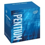 Intel Pentium G4500 @ 3.5GHz / 2C2T / 128kB, 512kB, 3MB / HD Graphics 530 / 1151 / Skylake / 51W (BX80662G4500)