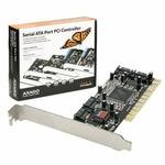 AXAGO PCI řadič 4x int.SATA RAID 0/1/5/10 SI (PCIS-50)