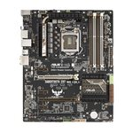 ASUS SABERTOOTH Z97 MARK 2/ USB3.1 / Intel Z97 / LGA 1150 / DDR3 1866MHz / 3x PCIe x16 / 6x SATA III / HDMI / DP / ATX (90MB0MH0-M0EAY0)