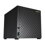 Asustor AS1004T / 4x HDD / Marvell ARMADA-385 1GHz / 512MB RAM / 2x USB 3.0 / GLAN / výprodej (AS1004T)