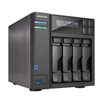 Asustor AS6204T / 4x HDD / Intel Celeron N3150 1.6GHz / 4GB RAM / 3x USB 3.0 / 2x USB 2.0 / 2x GLAN / HDMI (AS6204T)