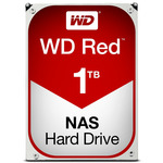 Western Digital RED NAS 1TB / Interní disk / 3.5 / IntelliPower / 64MB cache / SATA III (WD10EFRX)