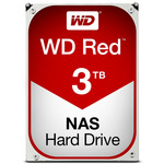 WD Red 3TB / HDD / 3.5 SATA III / 5 400 rpm / 64MB cache / 3y (WD30EFRX)