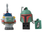 Tribe 8GB STARWARS DS Boba Fett / Flash Disk / USB 2.0 / výprodej (FD007403)