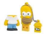 Tribe 8GB USB SIMPSON Homer / Flash Disk / USB 2.0 (FD003401)