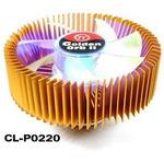 THERMALTAKE CL-P0220 GoldenOrb II / aktivní CPU chladič / pro AMD a Intel (CL-P0220)