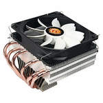THERMALTAKE CL-P0540 ISGC 400 CPU Cooler / aktivní CPU chladič / 6x heatpipe / pro AMD a Intel / LGA1366, 775, AM2, AM2+ (CL-P0540)