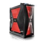THERMALTAKE VG400LBNS Xaser VI+ LCS / BigTower / vodní chlazení / Bez zdroje / E-ATX, ATX / černá (VG400LNBS)