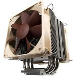 Noctua NH-U9DX i4 / 2x 92 mm / SSO2 Bearing / 17.6 dB @ 1600 RPM / 64.3 m3h / Intel LGA2011, 2011-3,