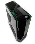 NZXT Phantom Black + Green / E-ATX / 1x USB 2.0 + 1x USB 3.0 / 1x 120mm + 1x 140mm + 3x 200mm (PHAN-