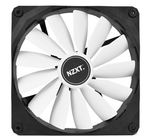 NZXT FZ 140 / 140mm / Long Life Bearing / 24.5dB @ 1000RPM / 83.6CFM / 3-pin (RF-FZ140-02)