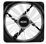 NZXT FZ 120 LED White / 120mm / Long Life Bearing / 26.8dB @ 1200RPM / 59.1CFM / 3-pin (RF-FZ120-G1)