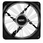 NZXT FZ 120 LED Orange / 120mm / Long Life Bearing / 26.8dB @ 1200RPM / 59.1CFM / 3-pin (RF-FZ120-O1)