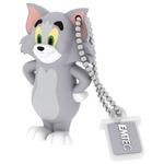 EMTEC Hanna Barbera Tom 8GB / USB 2.0 / čtení/zápis 15/5 Mb/s (ECMMD8GHB102)