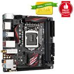 ASUS Z170I PRO GAMING / Z170 / LGA 1151 / 2x DDR4 / 1x PCIEx16 / M.2 / Wi-Fi + BT (90MB0MQ0-M0EAY0)