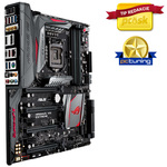 ASUS ROG MAXIMUS VIII EXTREME / Z170 / LGA 1151 / 4x DDR4 / 4x PCIEx16 / 2x PCIEx1 / M.2 + U.2 / Wi-Fi + BT (90MB0LU0-M0EAY0)