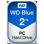 WD Blue 2TB / HDD / 3.5 SATA III / 5 400 rpm / 64MB cache / 2y (WD20EZRZ)