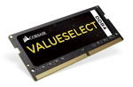 Corsair VALUE SELECT 4GB / SO-DIMM / DDR4 / PC4-17000 / 2133MHz / CL15-15-15-36 / 1.2V (CMSO4GX4M1A2133C15)