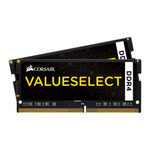 Corsair Value Select SODIMM DDR4 8GB (2x4GB) 2133MHz CL15 CMSO8GX4M2A2133C15 (CMSO8GX4M2A2133C15)