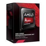AMD A8-7650K @ 3.3GHz + Silent / Turbo 3.8GHz / 4C4T / 256kB L1, 4MB L2 / Radeon R7 / FM2+ / Steamroller-Kaveri / 95W (AD765KXBJASBX)