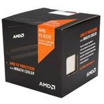 AMD FX-8370 @ 4.0GHz + Wraith / Turbo 4.3GHz / 8C8T / 384kB L1, 8MB L2, 8MB L3 / AM3+ / Piledriver-V