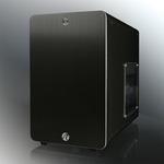 RAIJINTEK STYX Window / Micro-ATX / 2x USB 3.0 / 120mm / průhledná bočnice / Černá (0R200025)